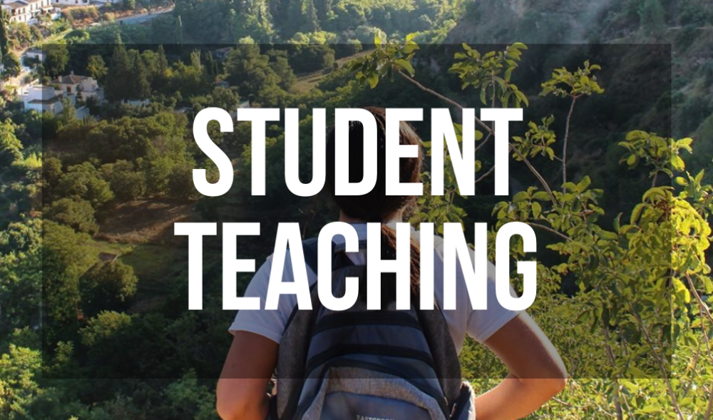 Student Teaching Opportunities