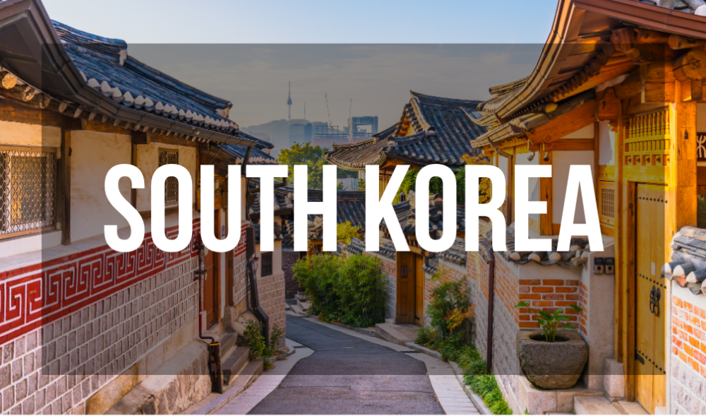 South Korea Programs